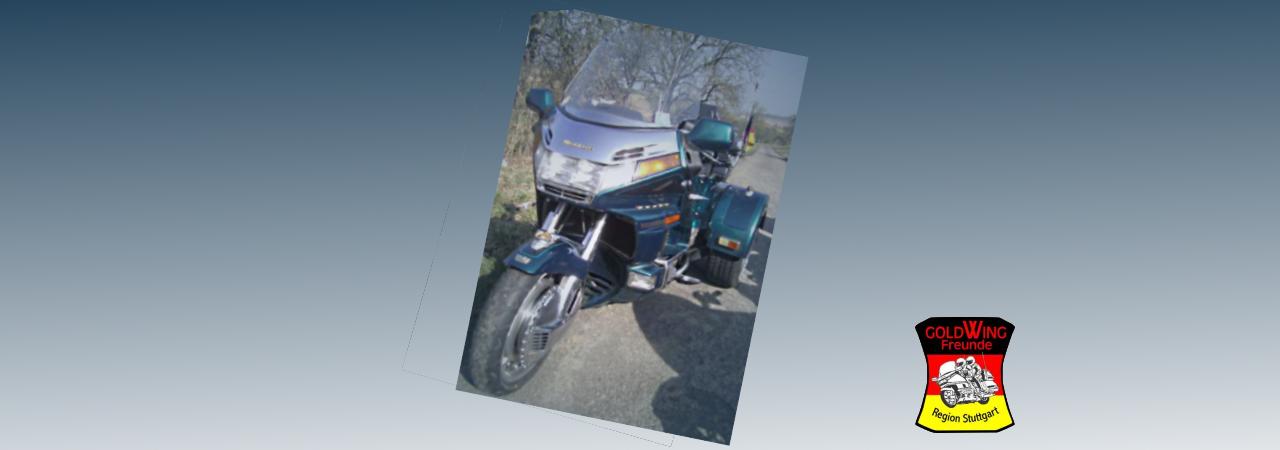 Honda Gold Wing Trikes